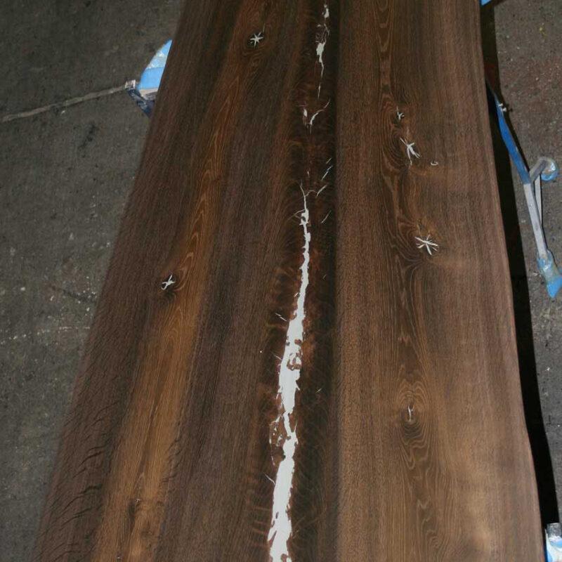 Eiche Massivholz Tischplatte Flash