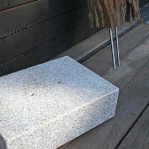 Granitsockel Natursteinsockel