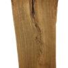 Baumscheibe Wildeiche mit Oberflächenbehandlung