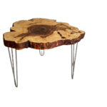Baumtisch rund Rosskastanie